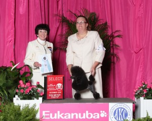 Eukanuba Barbara Alderman 12-15-12